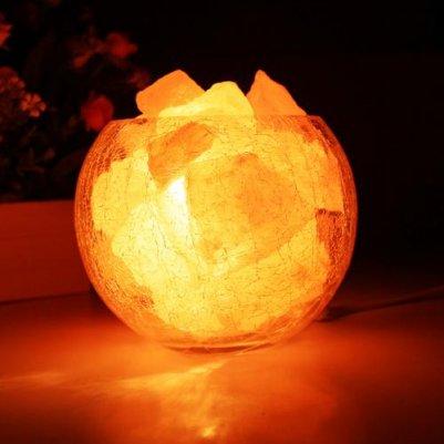 喜马拉雅欧式水晶盐灯