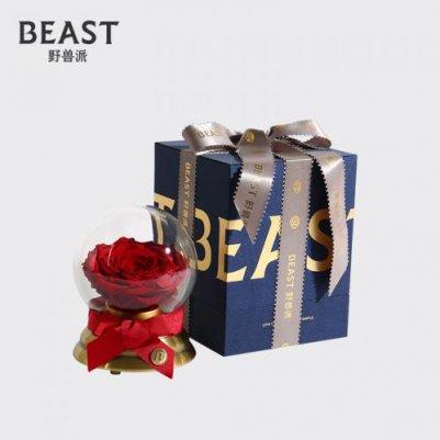 玫瑰永生音乐盒