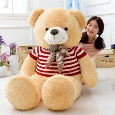 可爱泰迪熊毛绒玩具
