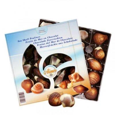 比利时进口贝壳巧克力礼盒