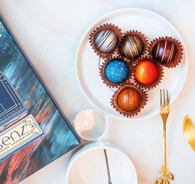 一生一世日式星空巧克力