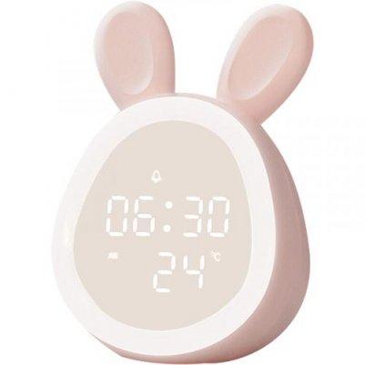 可充电兔子小闹钟