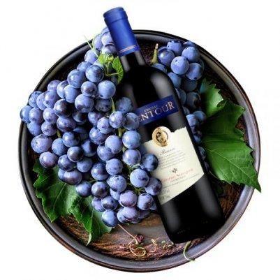 干红葡萄红酒礼盒
