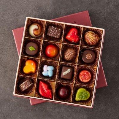 定制手工diy巧克力礼盒