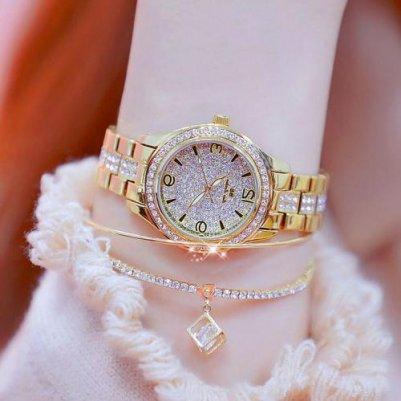 女士时尚大气创意手表