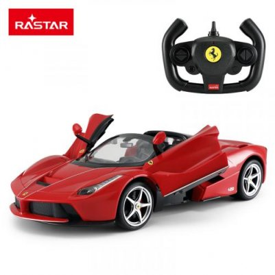 充电遥控法拉利汽车玩具