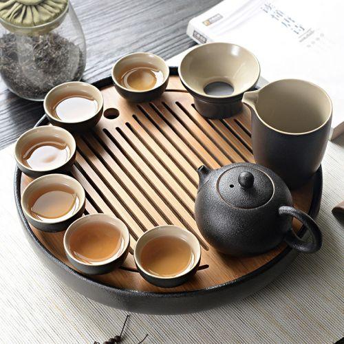 日式功夫茶具套装