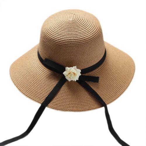 夏季大沿沙滩遮阳帽