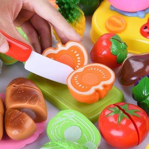 儿童过家家水果蔬菜