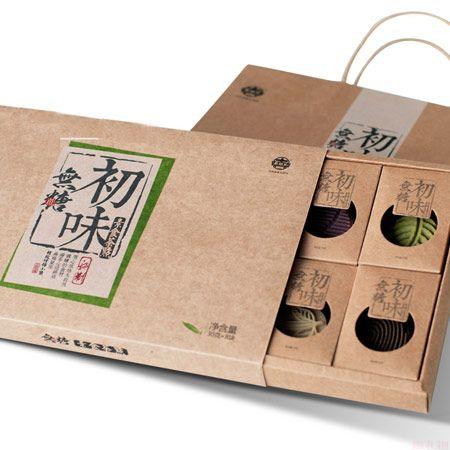 无蔗糖素茶点礼盒